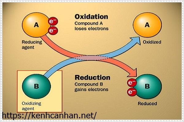 xử lý nước thải bằng phương pháp oxi hóa khử